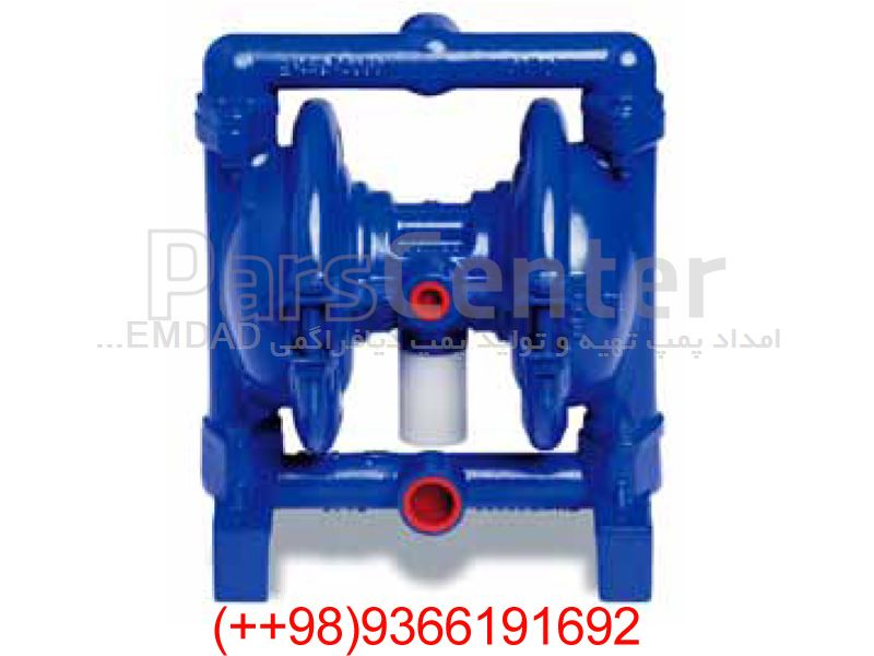 DEPA Diaphragm Pumps دپا پمپ