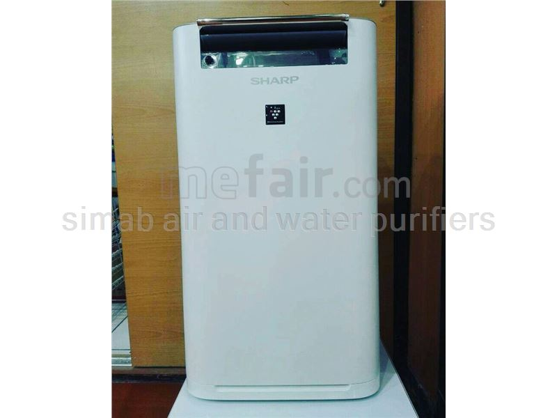 sharp airpurifier model KC-G50SA