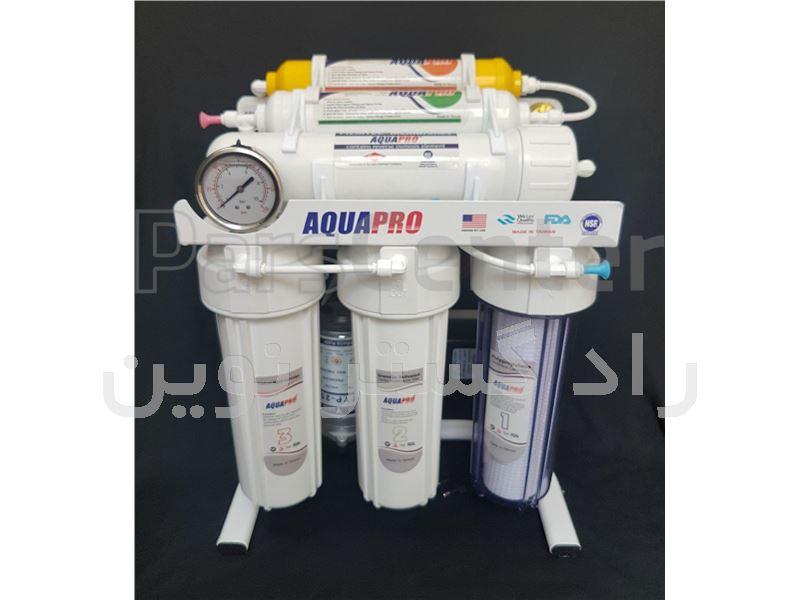 دستگاه تصفیه آب خانگی آکوا پرو RO اسمز معکوس