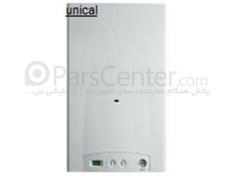پکیج شوفاژ دیواری یونیکال دومبدل فن دار  مدل unical) IFP 28000) ایتالیا