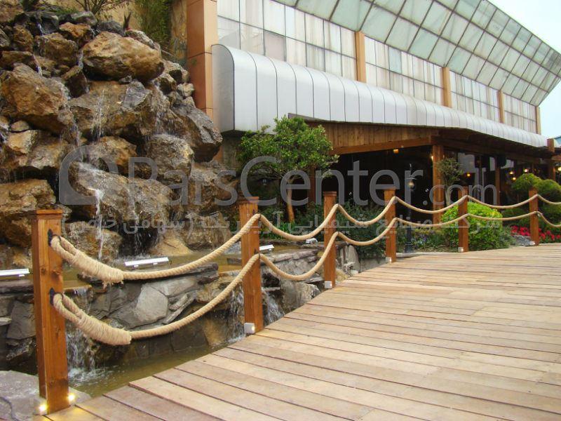پل چوبی ، رستوران های راه چوبی _ شعبه دوم (مازنداران)