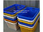 DDW Plastic Fruit Basket Mold Plastic Box Mold