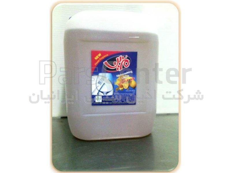 مایع دستشویی وظرفشویی ۴ لیتری و 10لیتری