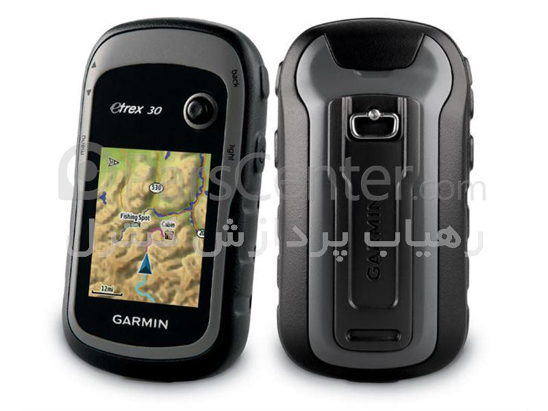 جی پی اس دستی گارمین  مدل  Garmin ETREX 30