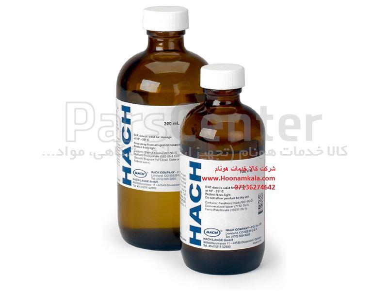 محلول یون فریک 2212242 از کمپانی hach