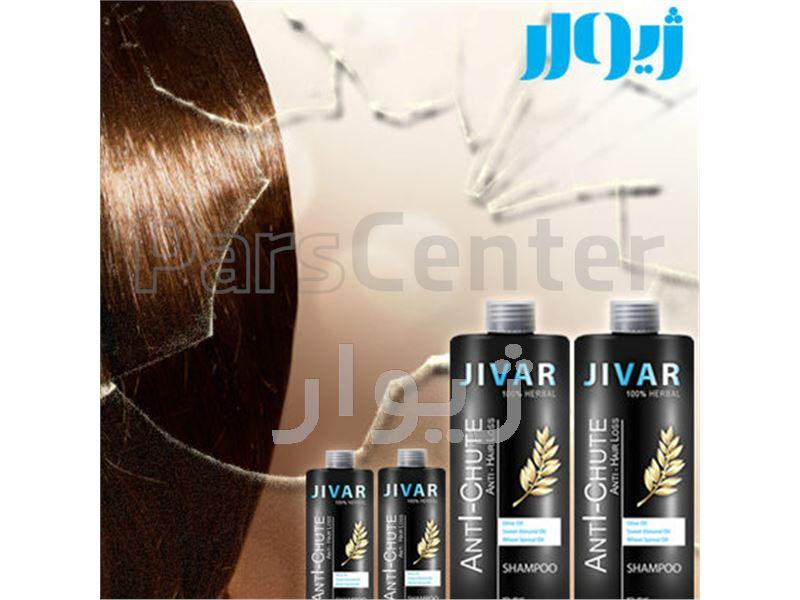 شامپو ژیوار تقویت کننده و آبرسان مو
