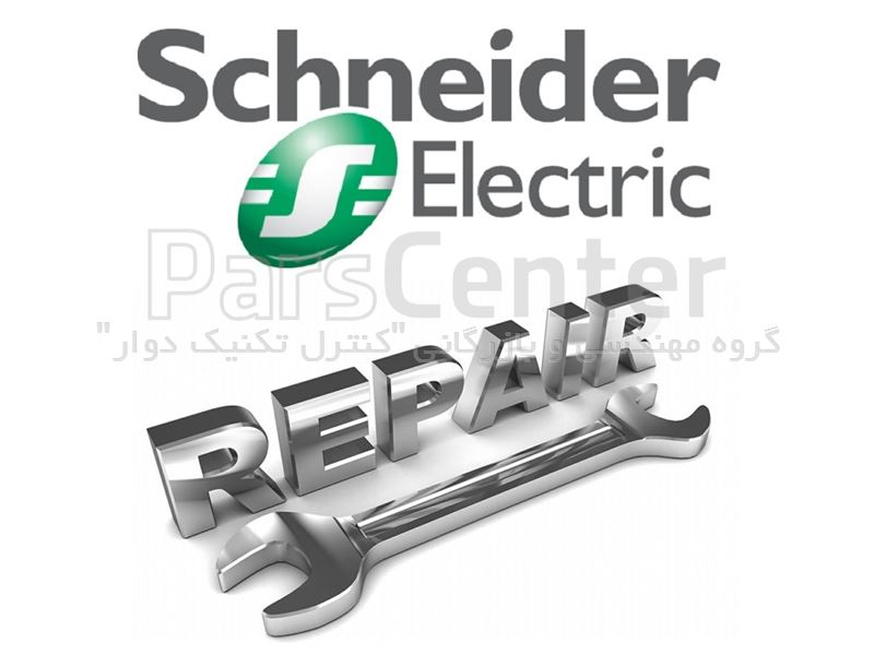 تعمیر سافت استارت اشنایدر Schneider مدل ATS48C48Q با توان 250 کیلووات