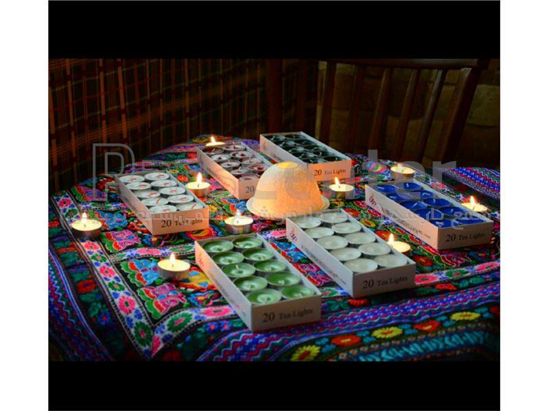 شمع وارمر(شمع100تایی،شمع 50 تایی و..)