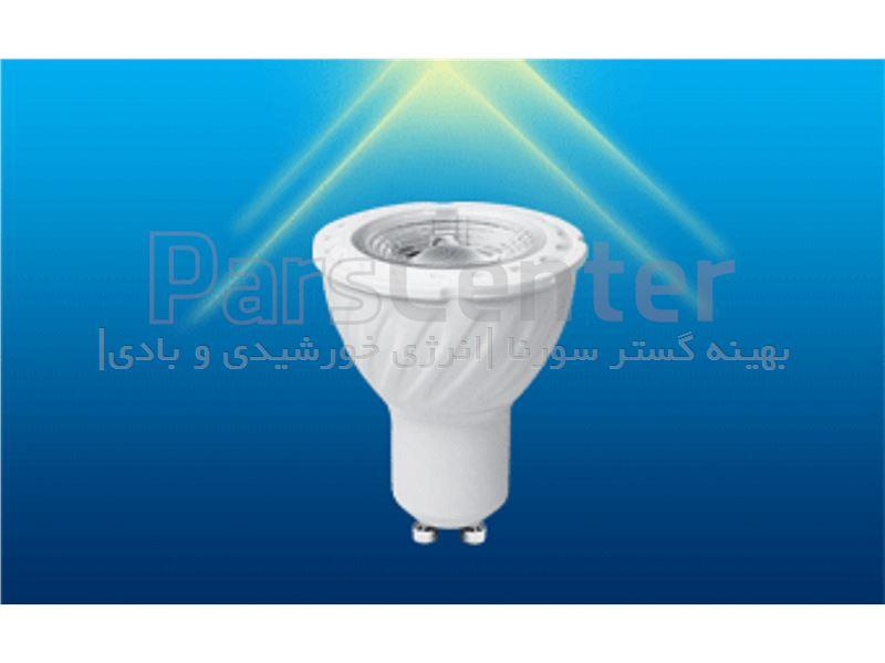 لامپ چشمی سقفی LED توکار ال ای دی7واتGU10 فوق کم مصرف