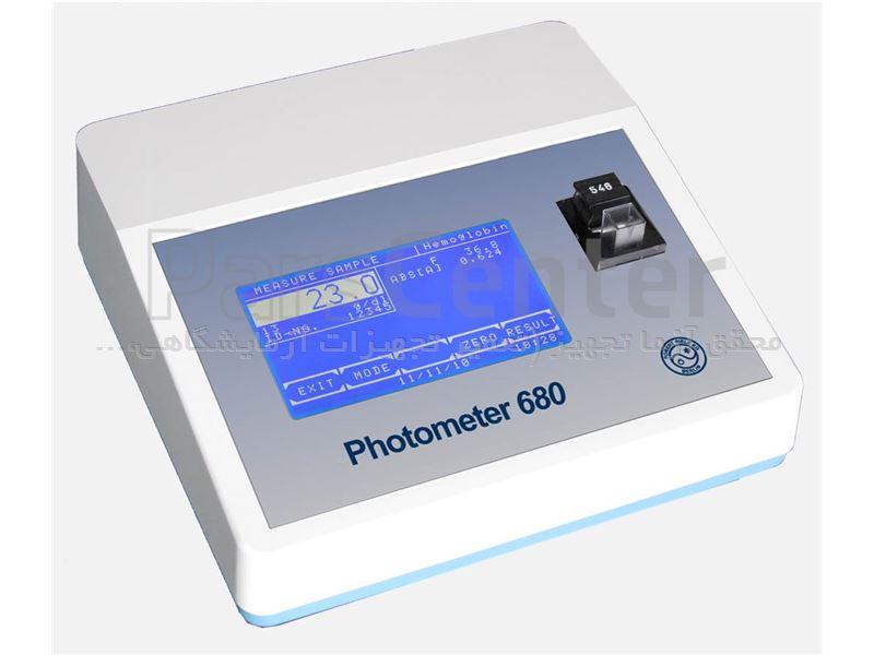 تعمیر فتومتر / photometer