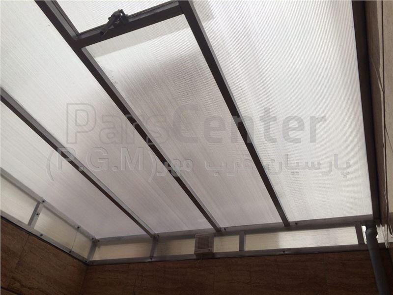 سقف حیاط خلوت (بهار شیراز)