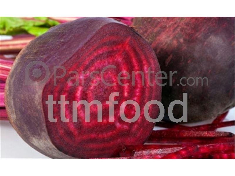 کنسانتره چغندر قرمز TTMFOOD