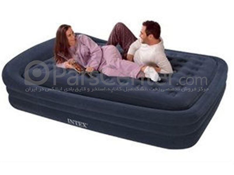 تخت خواب بادی دو نفره تاج دار  245000 تومان