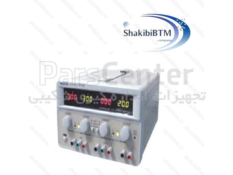 منبع تغذیه متغیر دوبل MEGATEK MP-3003D
