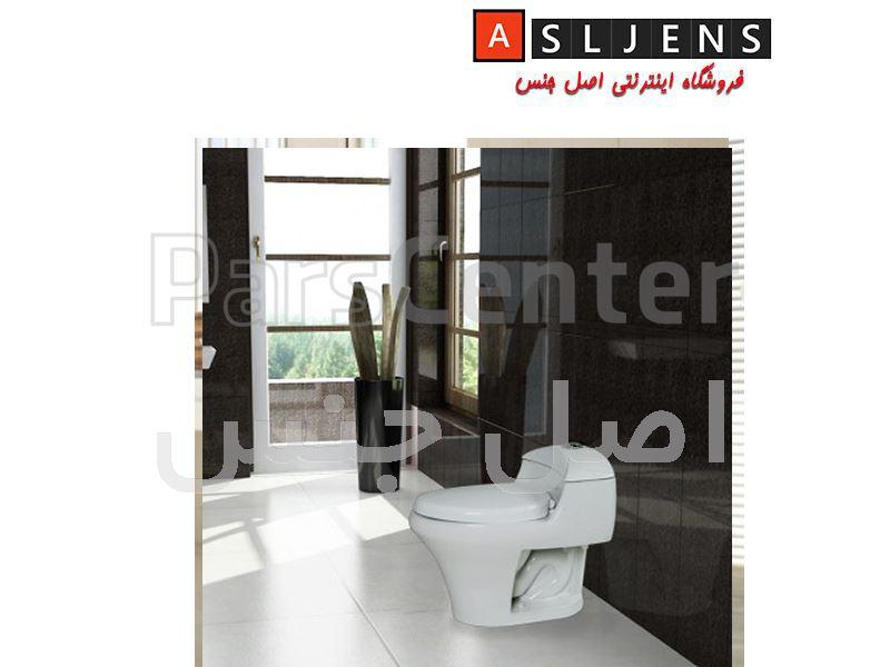 توالت فرنگی مدل نانسی  گلسار