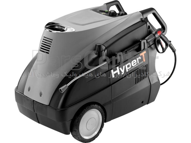 واترجت کارواش آب گرم فشار قوی مدل HYPER-T 2515 ساخت لاور ایتالیا