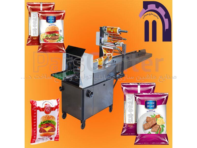 دستگاه بسته بندی همبرگر، دست دوم صنایع مسائلی