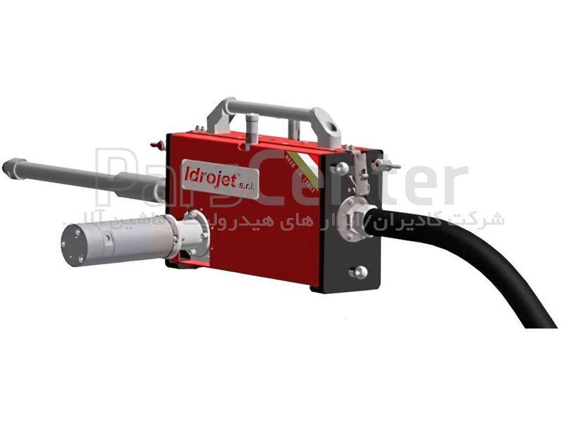 دستگاه تمیز کننده مبدل های حرارتی مدل IDROBOX ساخت کمپانی ایدروجت ایتالیا