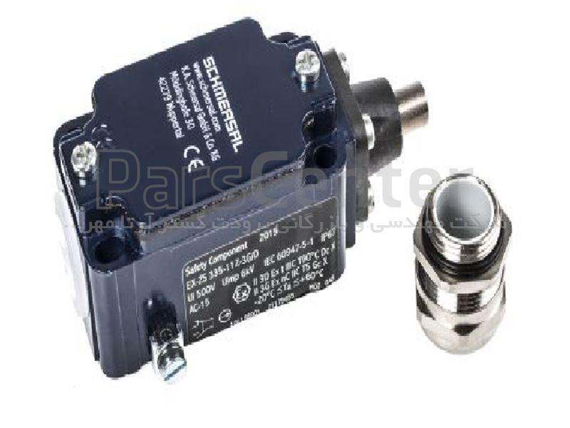 لیمیت سوئیچ Schmersal مدل EX-Z4VH 335-11Z-3G/D