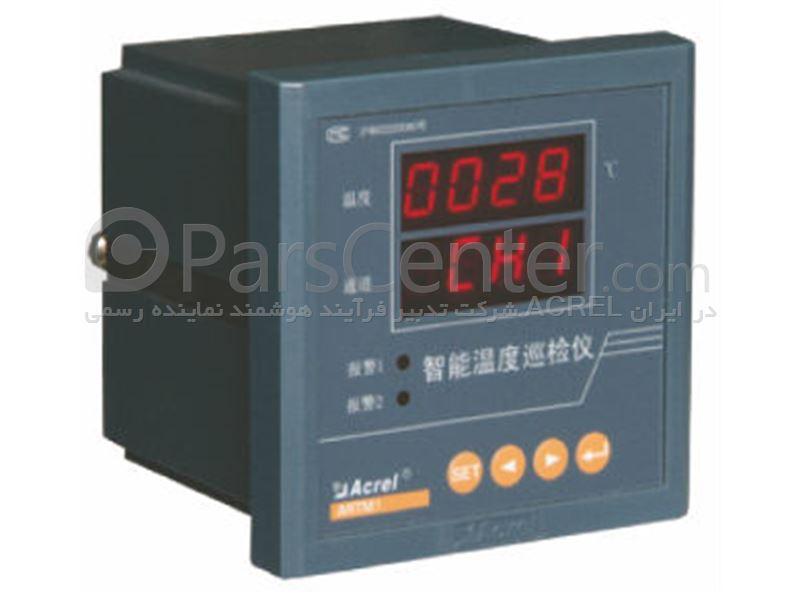 کنترلر و نمایشگر دمای 8 کانال مدل ARTM-8