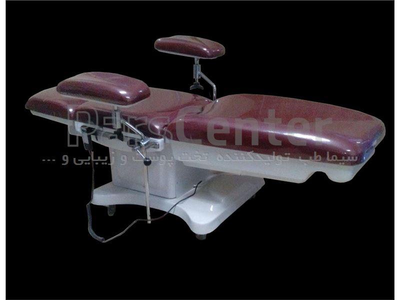 صندلی نمونه گیری تخت شو مدل LA21