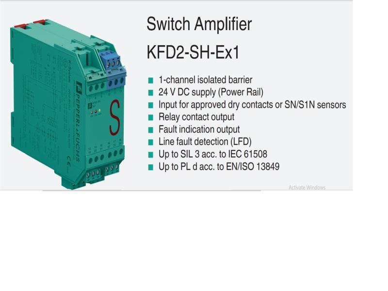 بریر KFD2-SH-Ex1