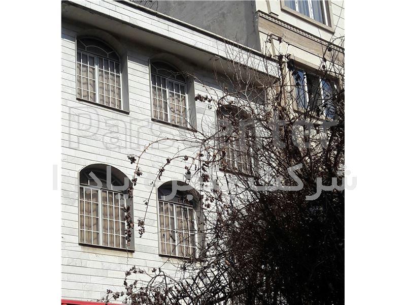 دوجداره و عایق بندی پنجره های آهنی بدون تخریب وتغییر نما به روش وین دامینگ