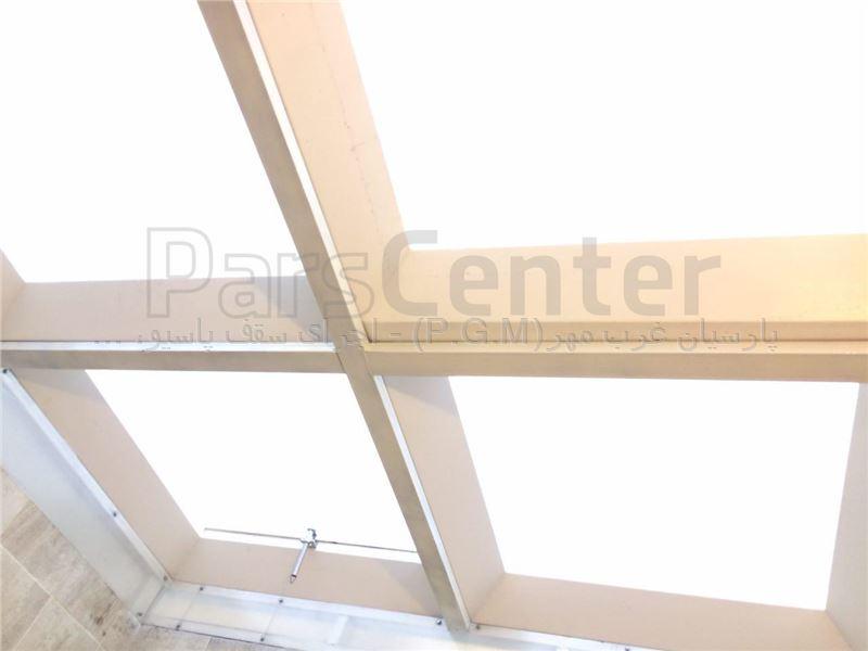 سقف پاسیو مدل حبابی (بنی هاشم)