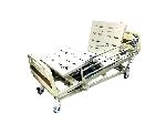 تخت برقی نگهداری بیمار و سالمندان رویه فلزی