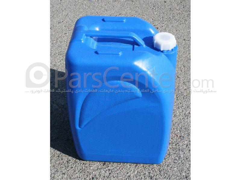 گالن 22 لیتری پلاستیکی گوشه هلال