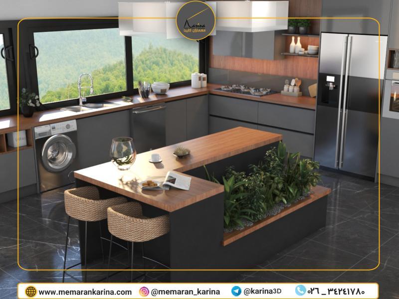 طراحی کابینت مدرن و کلاسیک در تمام نقاط کشور