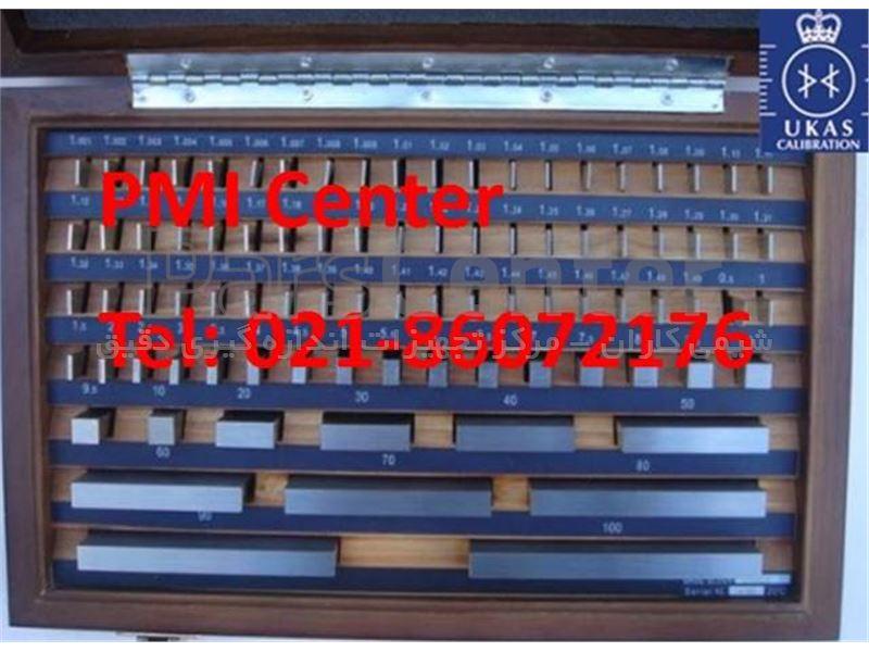 گیج بلوک ابعادی  (بلوک سنجه ) 88 پارچه انگلیسی Gauge Block با گواهی UKAS