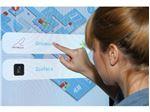 تابلو راهنما در پاساژ پاسارگاد اینتراکتیو
