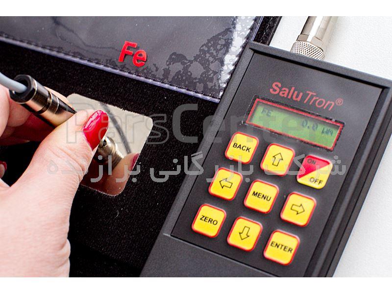 دستگاه ضخامت سنج رنگ و روکش کمپانی SALUTRON آلمان مدل D1