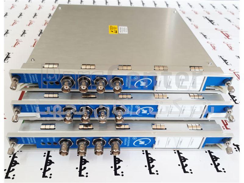 فروش و تامین کارت مانیتور لرزش بنتلی نوادا Bently Nevada 3500/42M Proximitor/Seismic Monitor