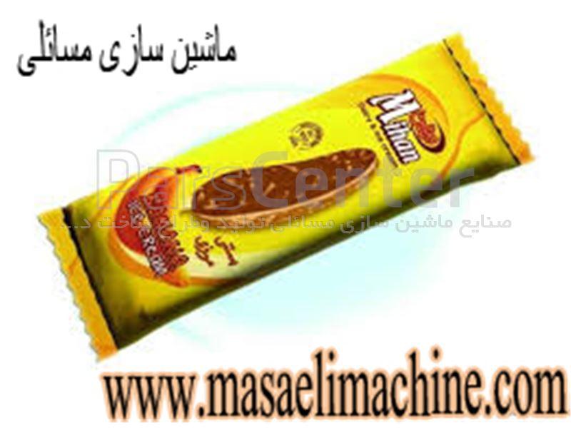 دستگاه بسته بندی بستنی (مسائلی)
