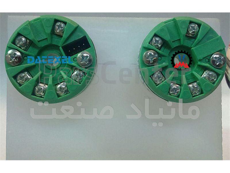 ترانسمیتر دما هدمونت ترموکوپل ایزوله داتکسل DATEXEL ایتالیا مدل DAT1015