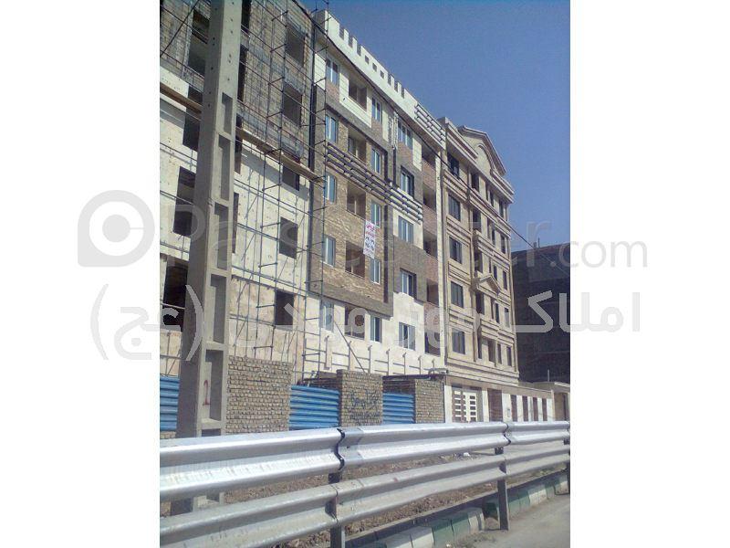 فروش آپارتمانهای نوساز در متراز مختلف خیابان استخر تهرانپارس