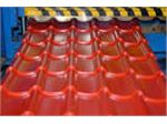 تولید ورق طرح سفال پالرمو رنگی فولاد مبارکه