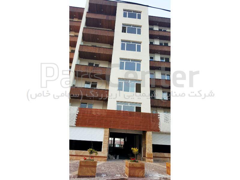 نمای چوبی ، شهرستان نور
