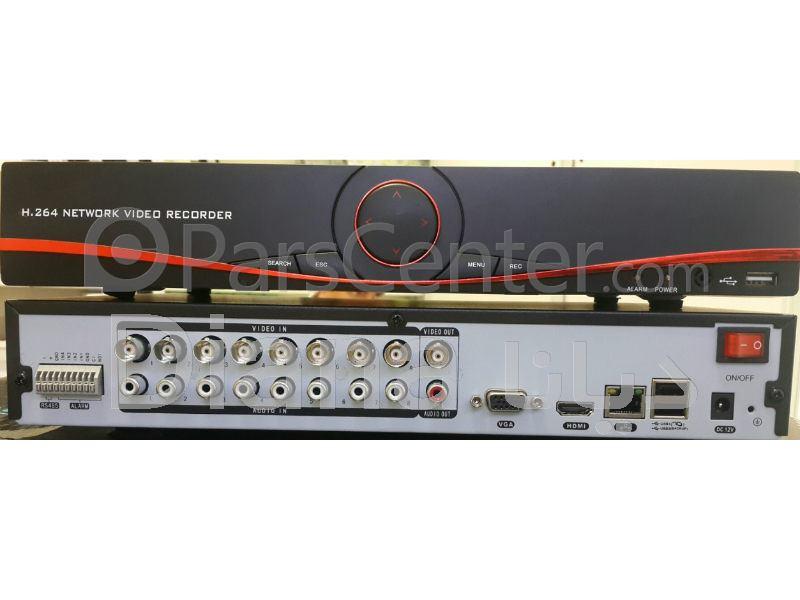 دستگاه 8کانال مدل DVR3408