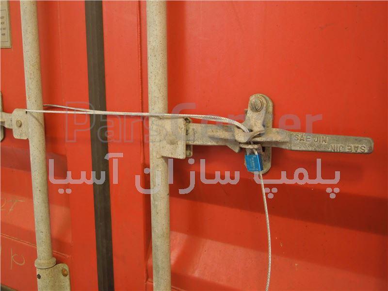 پلمپ کابلی استاندارد تانکرهای حمل
