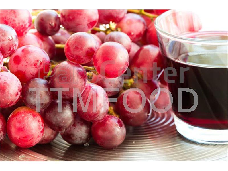 صادرات کنسانتره انگور قرمز به ارمنستان
