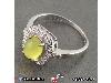 انگشتر عقیق شرف الشمس رودیوم زنانه تک _کد:۱۸۵۰۸