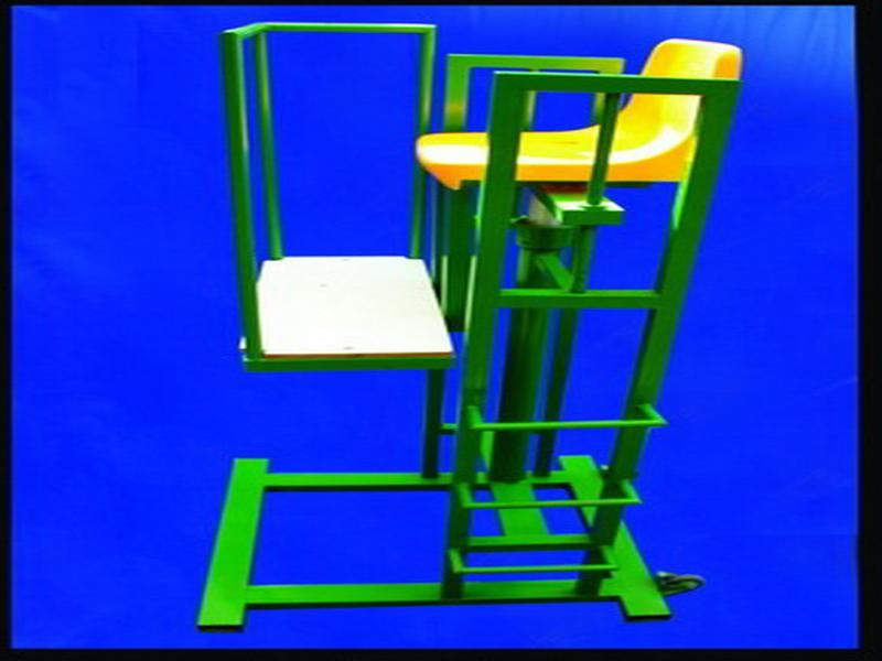 صندلی داوری والیبال استاندارد