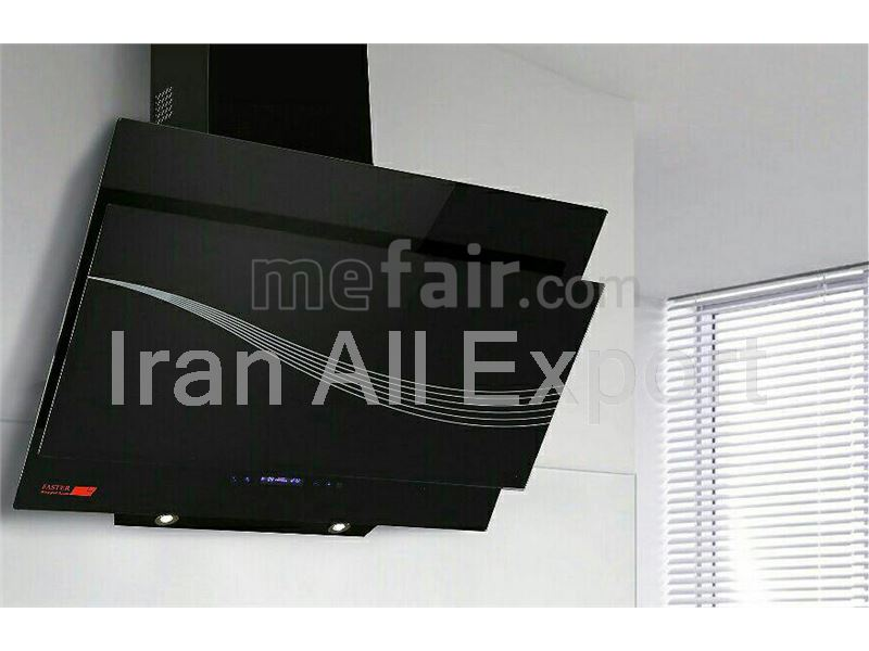Kitchen hood from Iran to Turkmenistan