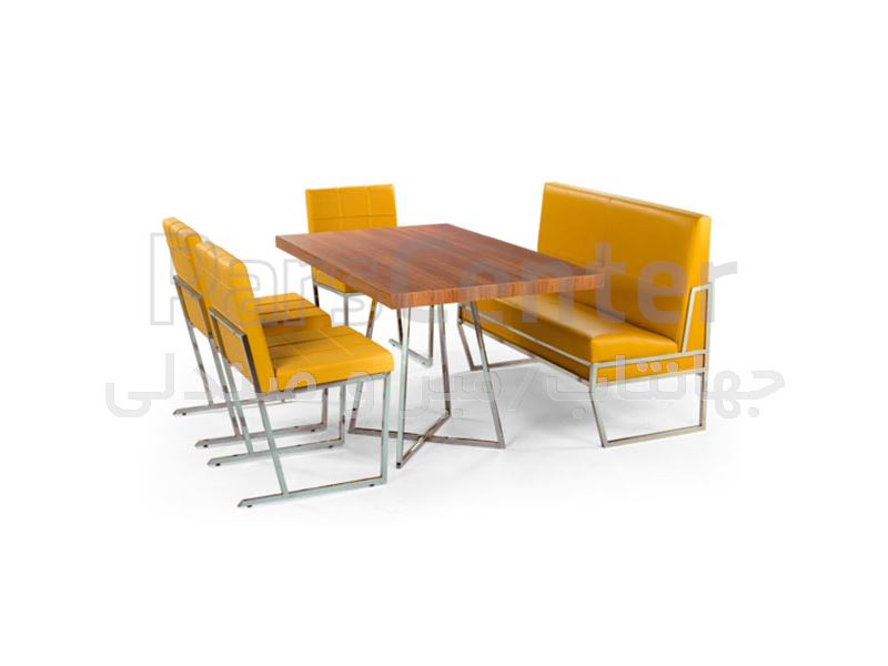 میز رستورانی مدل ویونا (جهانتاب)