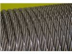 Stainless steel wire rope and fitting