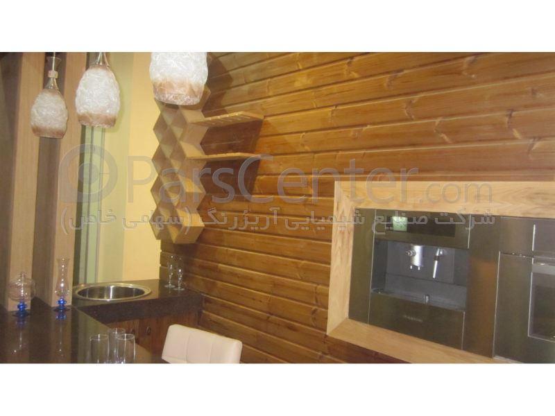 دکوراسیون داخلی چوبی