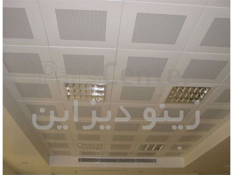 سقف کاذب آلومینیومی